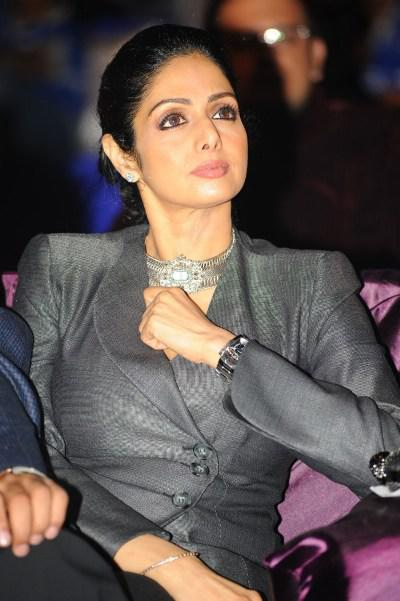 Sridevi Has Transformed Into A Sizzling Diva Today