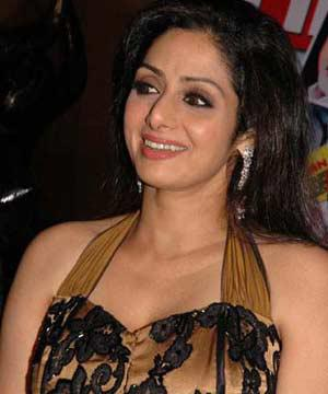 Sridevi Looks Very Stunning In These Days