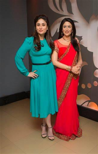 Kareena Kapoor In Michael Kors At Her Madame Tussauds Event In London