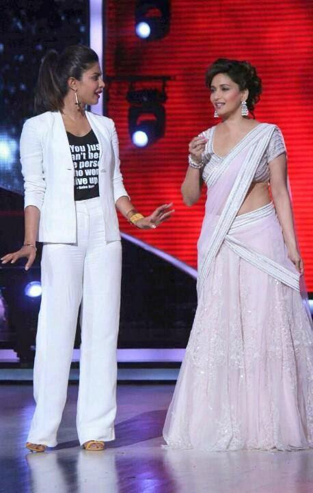 Priyanka At Mary Kom Promotions On Sets Of Jhalak Dikhhla Jaa 7