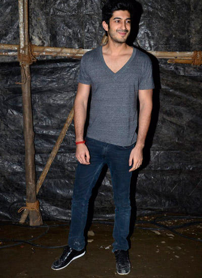 Mohit Marwah Posed For Camera At The Launch Of Sanjay Kapoor Tevar
