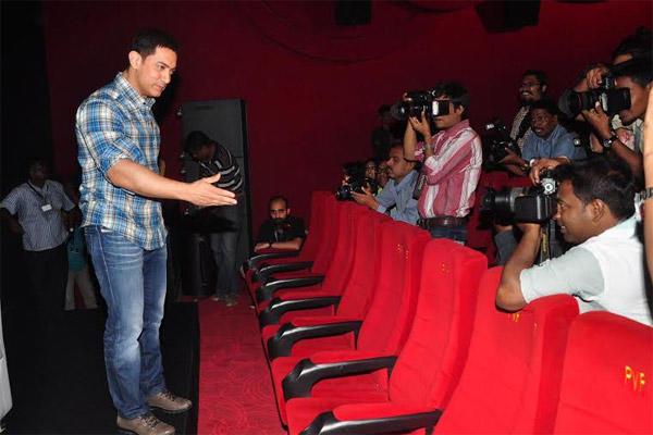 Aamir Khan Launched Satyamev Jayate 3rd Season