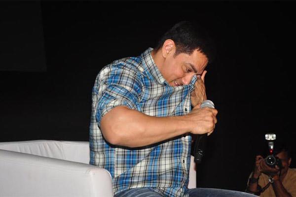 Aamir Khan Teary Eyed At 3rd Season Of Satyamev Jayate Launch