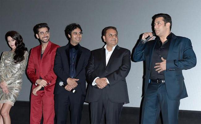 Salman Khan's International Film Dr. Cabbie Had Its World Premiere In Toronto