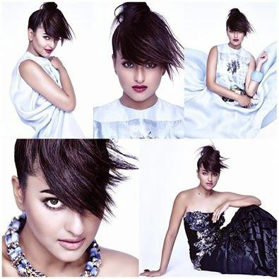Sonakshi Sinha Covers L'officiel Anniversary Issue With This New Hair