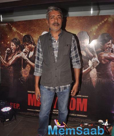 Prakash Jha Also Came For Mary Kom Screening