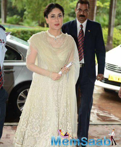 Kareena Kapoor Khan Arriving To Child-Friendly Schools And Systems Package Launches