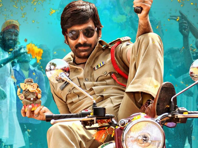Ravi Teja Stylish And Dapper Look Photo Still From Power Movie