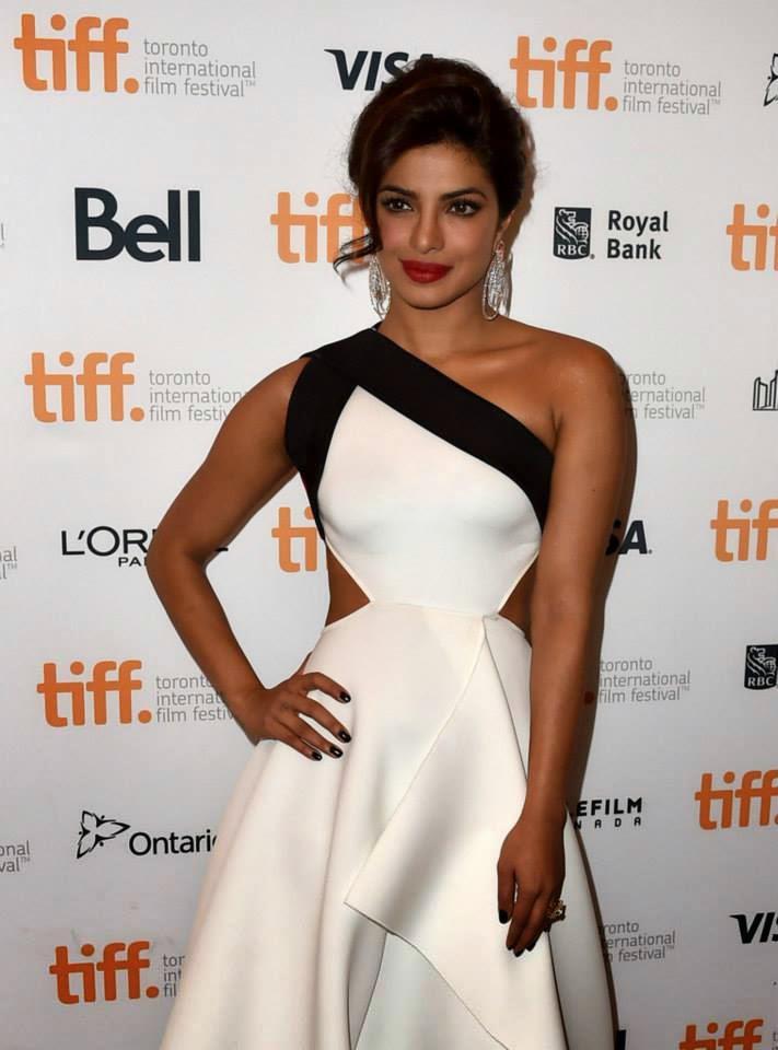 Priyanka Chopra In Gauri And Nainika Attend The Opening Night Of TIFF