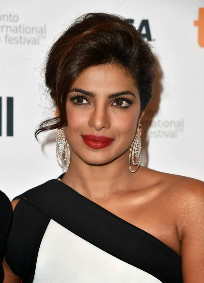 Priyanka Chopra At The TIFF For The Premire Of Mary Kom