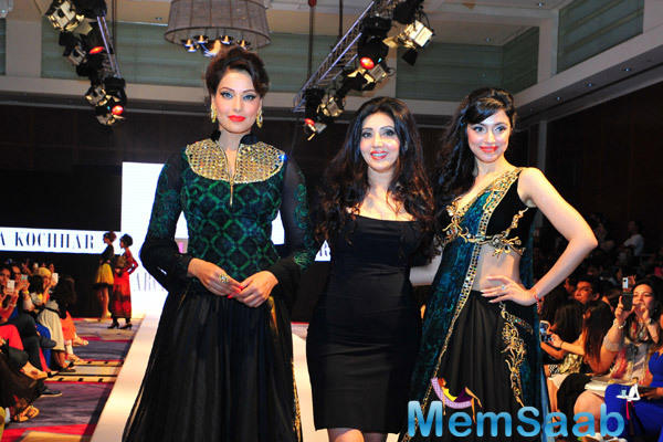 Celebrity Designer Archana Kochhar Unveils Her Exclusive Collection 'MUAAK' In Dubai