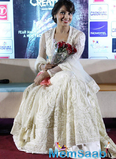 Bipasha Basu Promoted Her Upcoming Movie Creature 3D In Kolkata