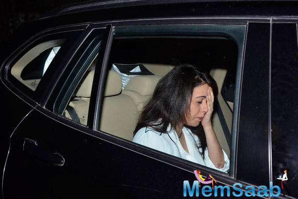 Celebs At Shilpa Shetty 'S Birthday Bash For Her Hubby