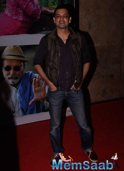 Celebs Grace Finding Fanny Screening