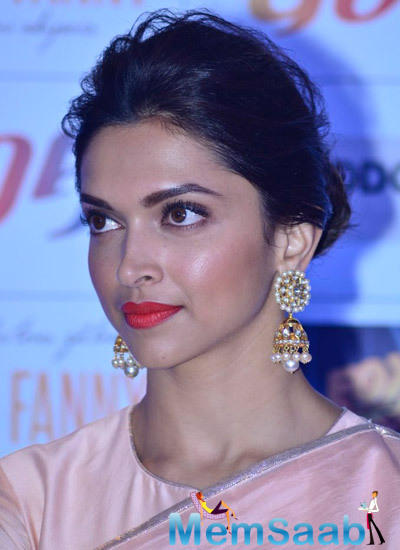 Deepika Padukone Sizzles The Goa Tourism Event With Her Stunning Look