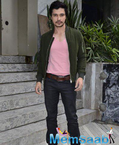 Darshan Kumaar Dappers Look At Promotional Event Of Mary Kom