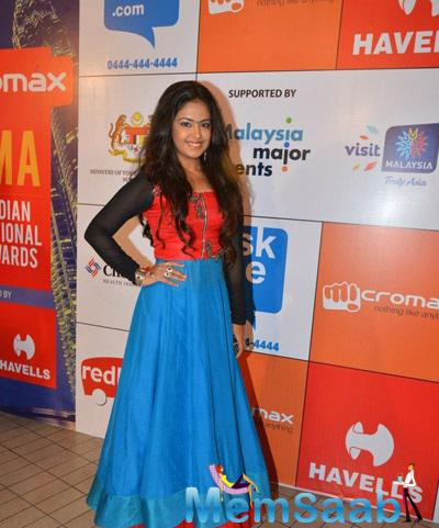 Celebs Attended The South Indian International Movie Awards