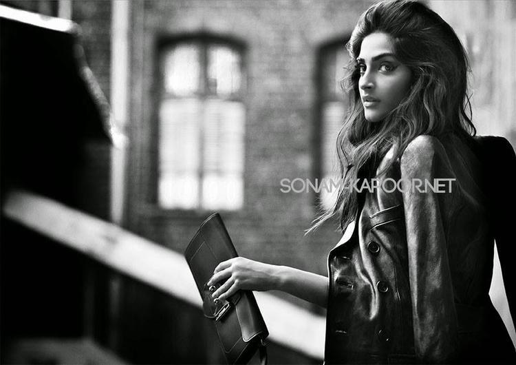Sonam Kapoor Looks Scorching Hot In Vogue September Issue 2014