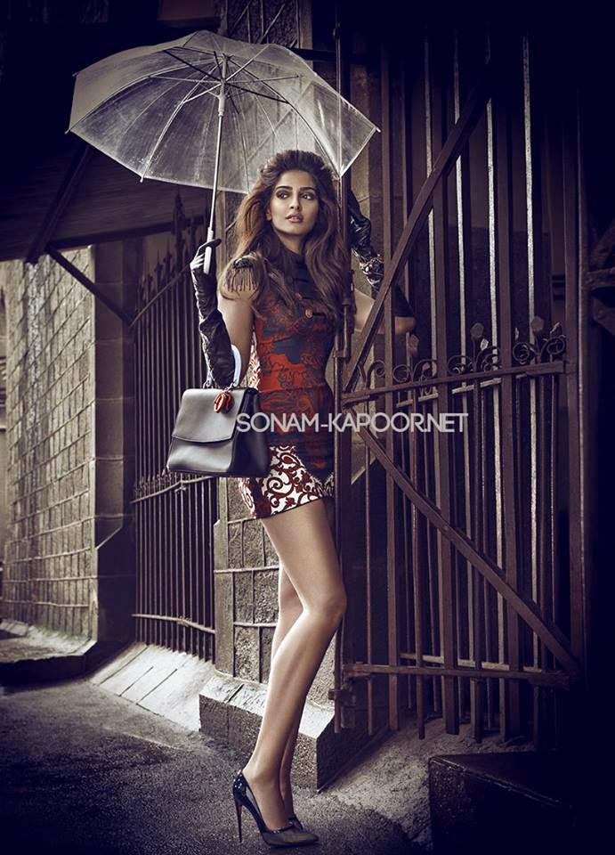 Sonam Kapoor Vogue Magazine September Issue Cool Pic