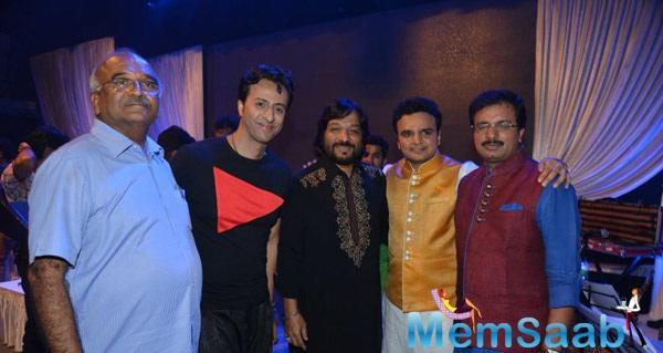Celebs At Gujarati For Gujarati Jalso Concert