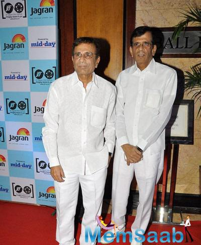 Filmmaker Duo Abbas-Mustan Attend The Jagran Film Festival 2014 Shutterbug