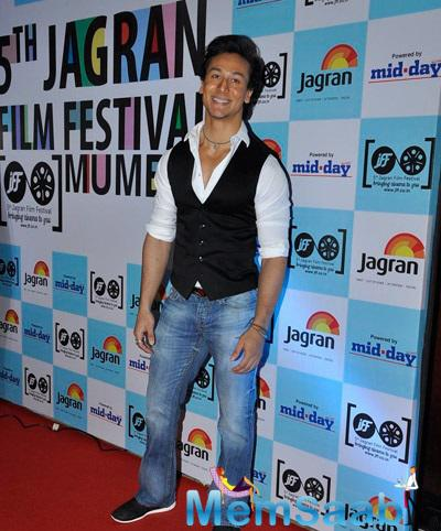 Heropanti Debutant Tiger Shroff Also In Attendance At Jagran Film Festival