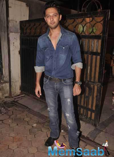 Vatsal Sheth Arrived To Attend Armaan Kohli Father 85th Birthday Bash