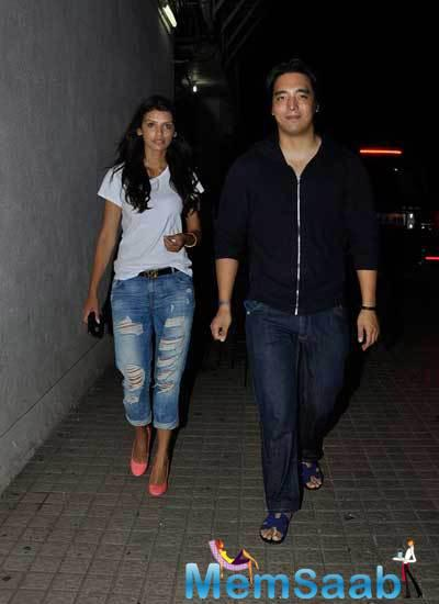 Celebs With A Cool Look Snapped At A Party Event In PVR Juhu