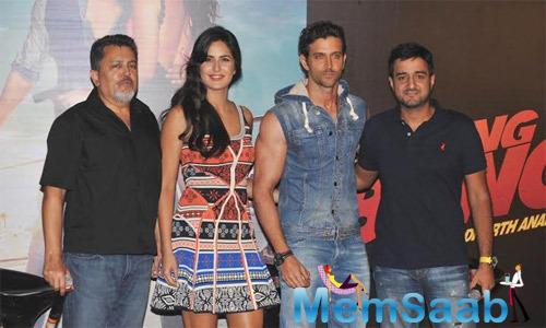 Hrithik And Katrina Launch The Title Track Of Bang Bang