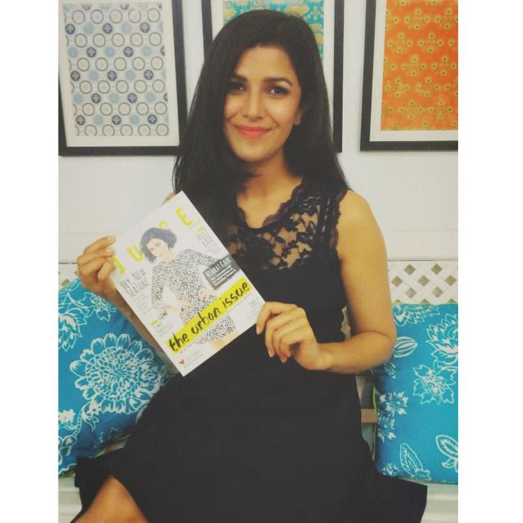 Nimrat Kaur Launches The September Issues Of Juice Magazine Cover