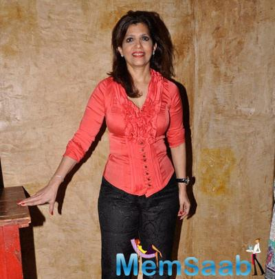 Celebs Attend The Jayam Lamba's Art Exhibition In Colaba