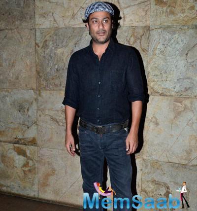 Abhishek Kapoor Attended Special Screening Of Khoobsurat
