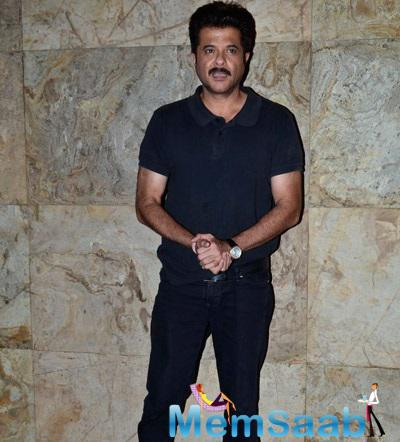 Anil Kapoor Hosted A Special Screening Of Khoobsurat For Close Friends And Family