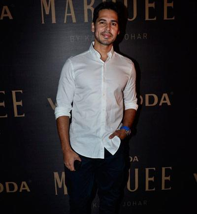 Dino Morea Unveiled  Karan's Vero Moda Collection With A Dashing Look