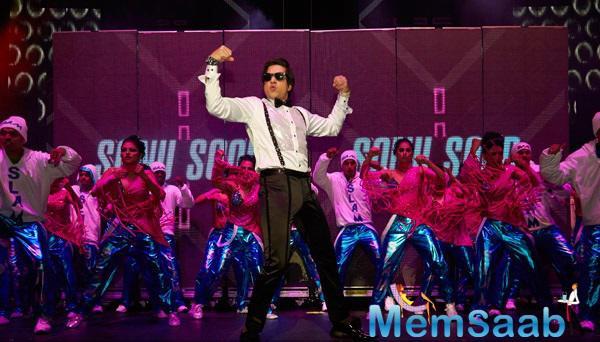 Vivaan Shah Latest Performance Still At SLAM ! The Tour