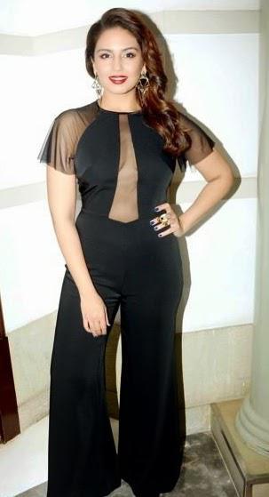 Huma Qureshi Looked Super During Femina Style Diva Award 2014 Finals