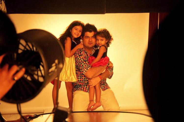 Dabboo Ratnani Posed With Kids Photo Shoot For Nanhi Kali Event