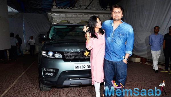 Ekta Kapoor Has Gifted A Range Rover To Mohit Suri