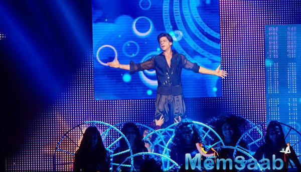 King Khan Performes During Their Promotion Venture SLAM In Washington