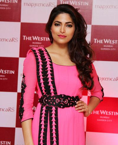 Parvathy Omanakuttan Attended Cocktail Bash Of Siddhi And Riddhi