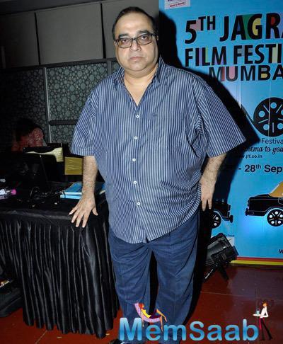 Ramesh Taurani Attend At The 5th Jagran Film Festival