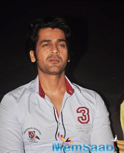 Arjan Bajwa Present During The 5th Jagran Film Festival On Day 3