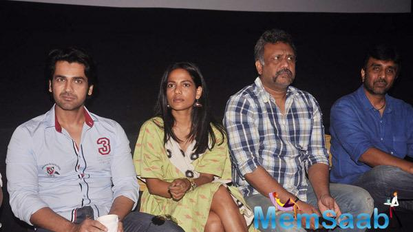 Arjan Bajwa,Priyanka Bose,Anubhav Sinha And Sanjay Gadhvi Present At The 5th Jagran Film Festival On Day 3
