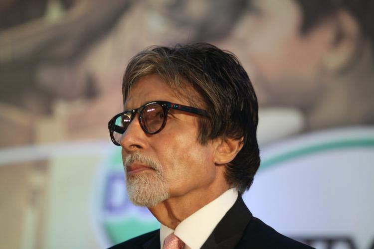 Amitabh Bachchan Becomes Dettol - Banega Swachh India Brand Ambassador