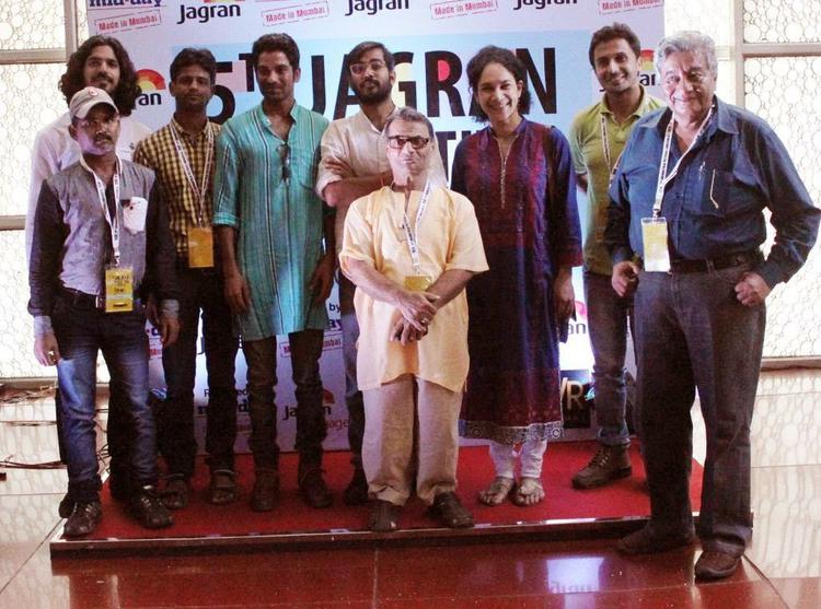 Celeb Guests Are Clicked At 5th Jagran Film Festival Day 3