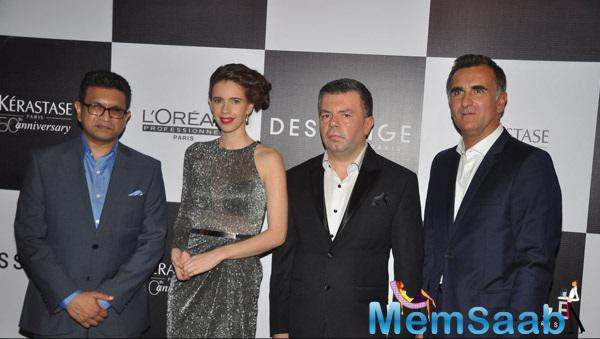 Kalki Koechlin Launched Dessanger New Look