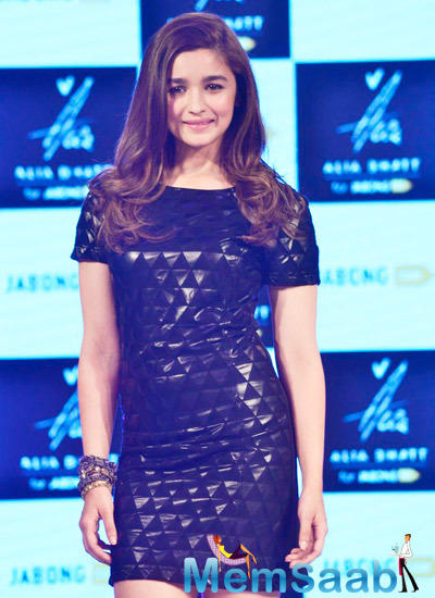 Jabong Unveils An Exclusive Collection Designed By Alia Bhatt