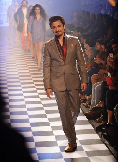 Ali Zafar Walked The Runway For The Men's Health Style Show On Day 2 At Myntra Fashion Weekend