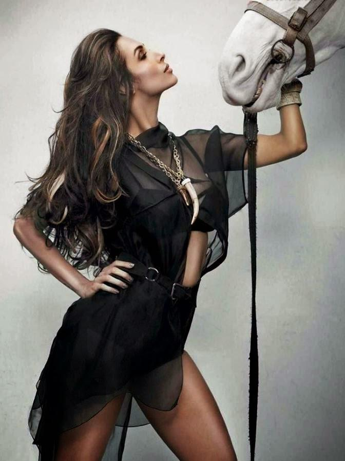 Malaika Arora Is Making Her Maxim Comeback As October's Cover Girl