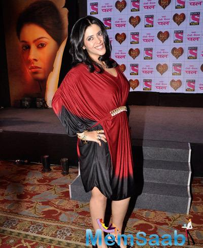 Ekta Kapoor Launches New TV Series Yeh Dil Sun Raha Hai For Sony Pal Channel